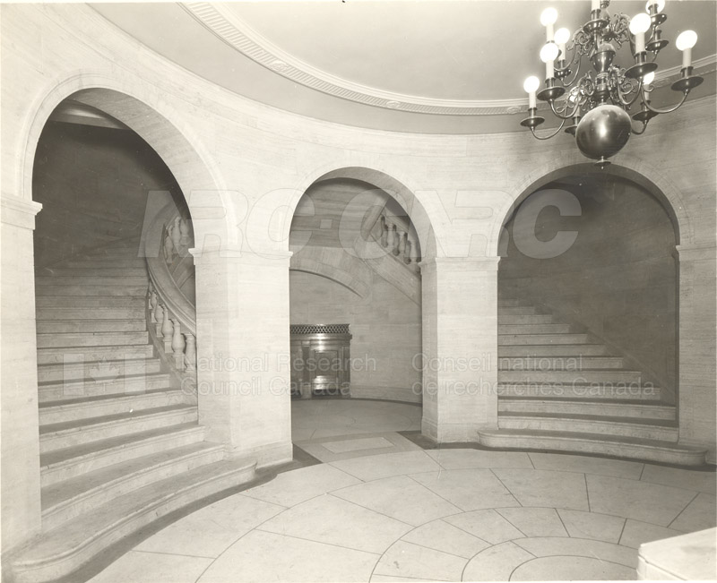 100 Sussex Drive- Lower Level Foyer (KK-31) 1932