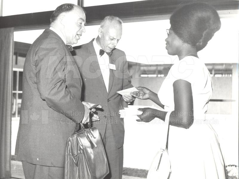 CSC Ghana- Dr. Ballard, Dr. Babbit 1966 006