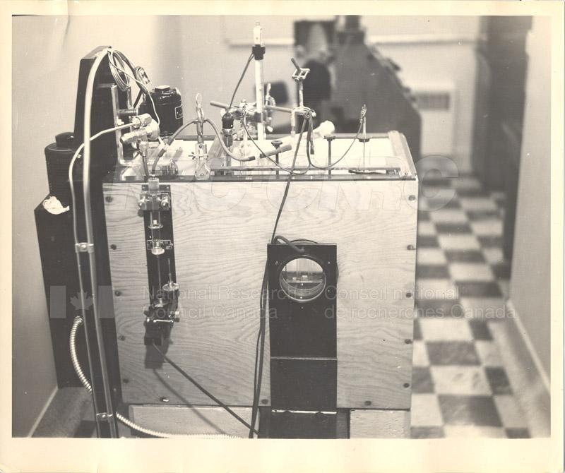 Tisalius Electro-Phoresis c.1950