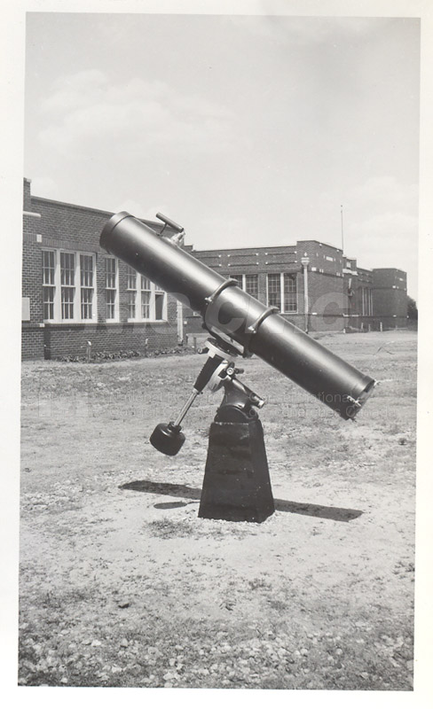 Telescopes- 8 inch Newtonian J. Russel Smith