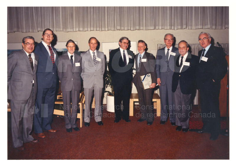Researcher Emeritus Council Meeting Feb.3 '88 002