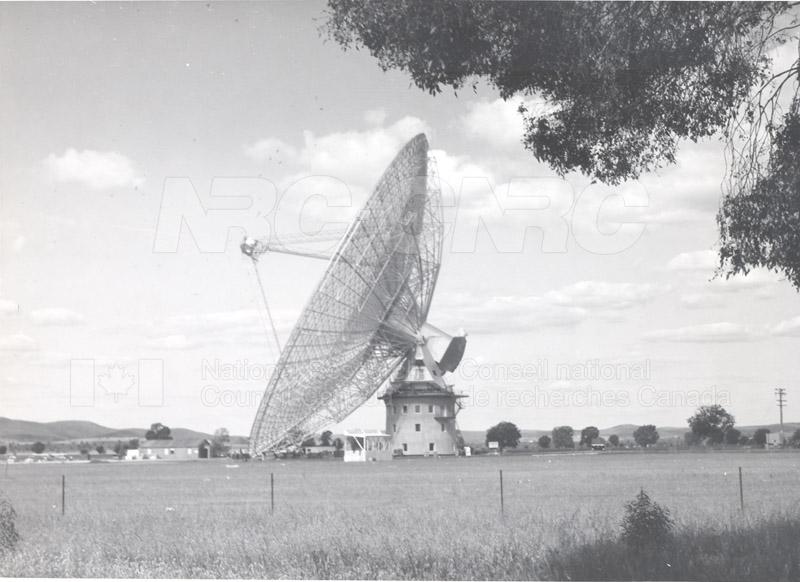 Radio Telescope (N.S.W.) c.1960 006