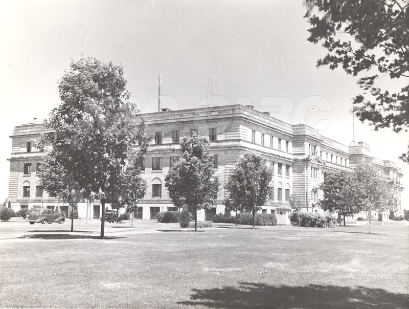 100 Sussex Drive West Wing c.1940