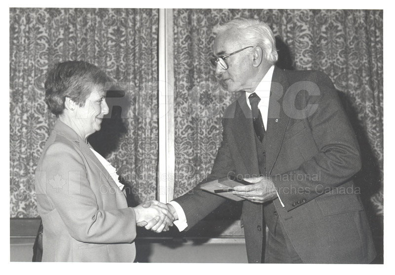 25 Year Service Plaques Presentations 1981 019