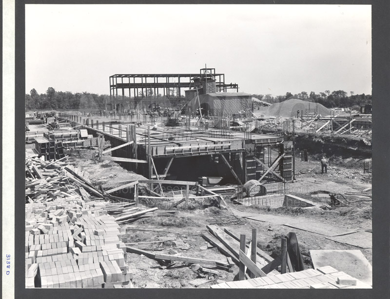Construction of M-50 Summer 1952 #3138 003