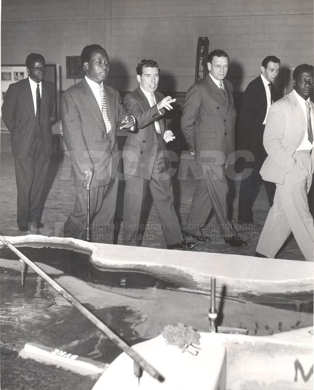 Visit of Prime Minister of Ghana July 1958 002