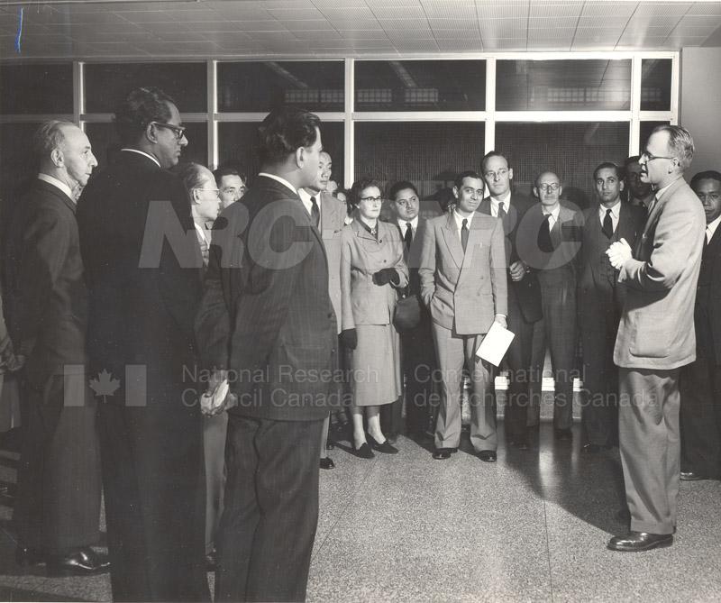 Colombo Plan Delegates 1954