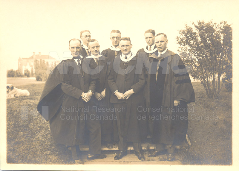 Grain Research- Robert Newton's Group- University of Alberta 1929 001
