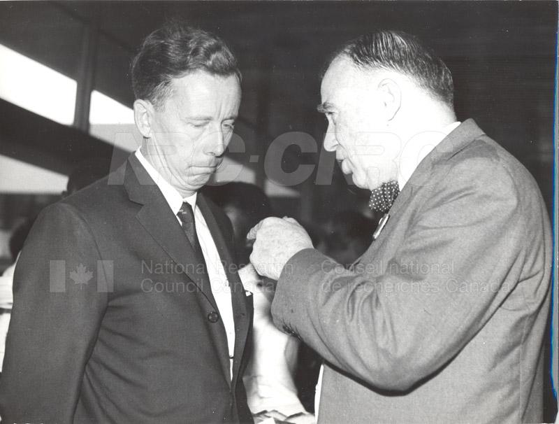 CSC Ghana- Dr. Ballard, Dr. Babbit 1966 003