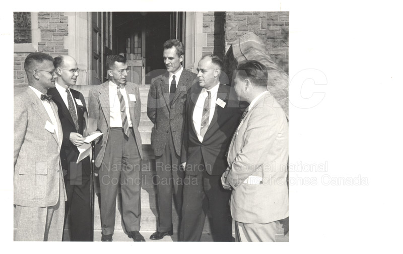 Annual Resource Conference- Plant Physiology 1957
