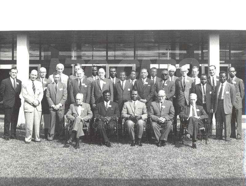 CSC Ghana- Dr. Ballard, Dr. Babbit 1966 001