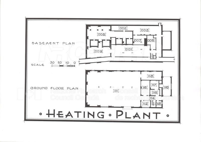 Buildings- Floor Plans Sept. 1948 008