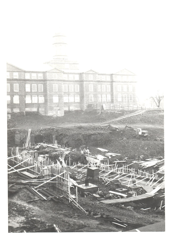Dalhousie University 1950s 001