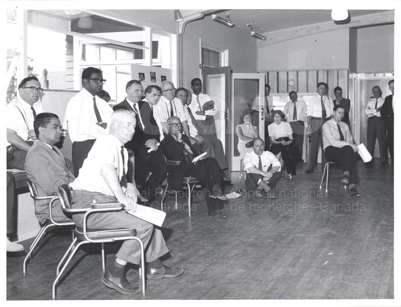 CSC New Zealand-Antarctica- Dr. Ballard and Dr. Babbit 1964 011