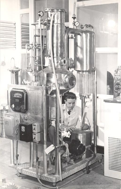 Low Temperature Evaporator