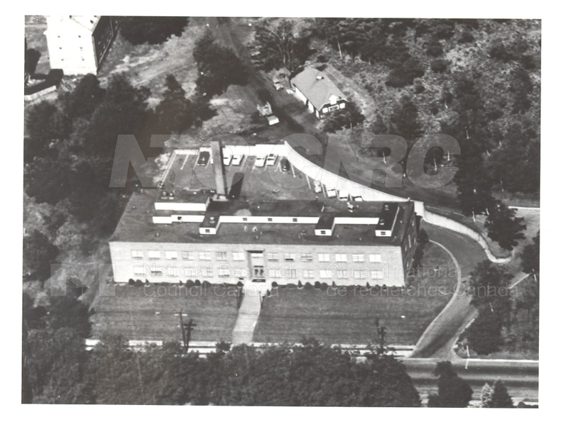The Building- Exterior Views 1950-1968 013