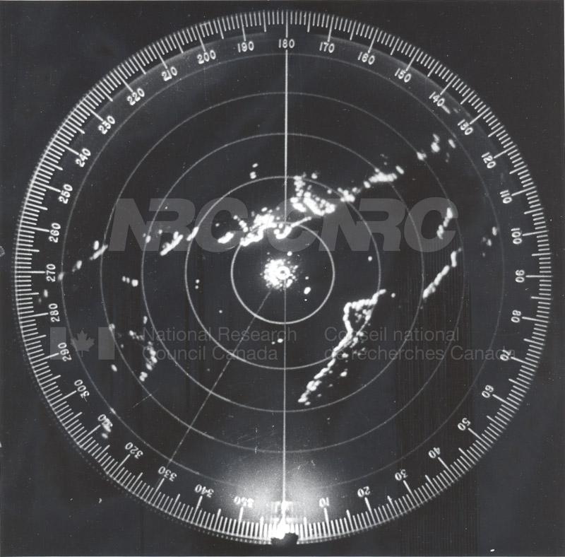 Plan Position Indicator (PPI)- Radar Display