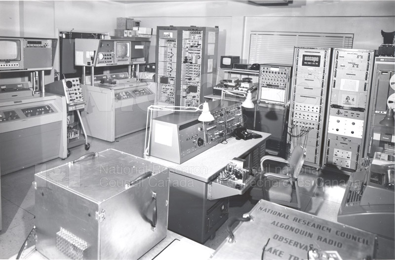 Terminal Equipment Long Base Interferometer 1969