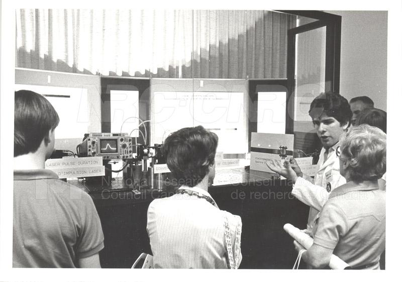 NRC Open House- Physics (M23-A) 1984 001