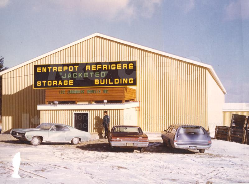 Sherington Quebec- Paul Boudrias c.1970