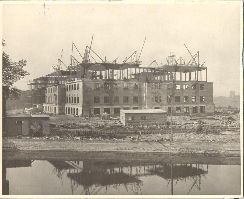 100 Sussex Drive Under Construction c.1931