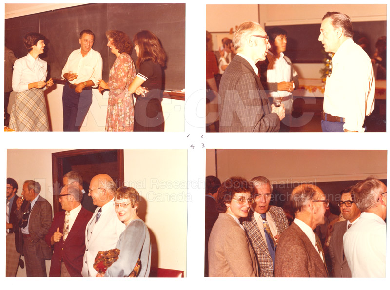 Dr. G.C. Butler Retirement 1978 004