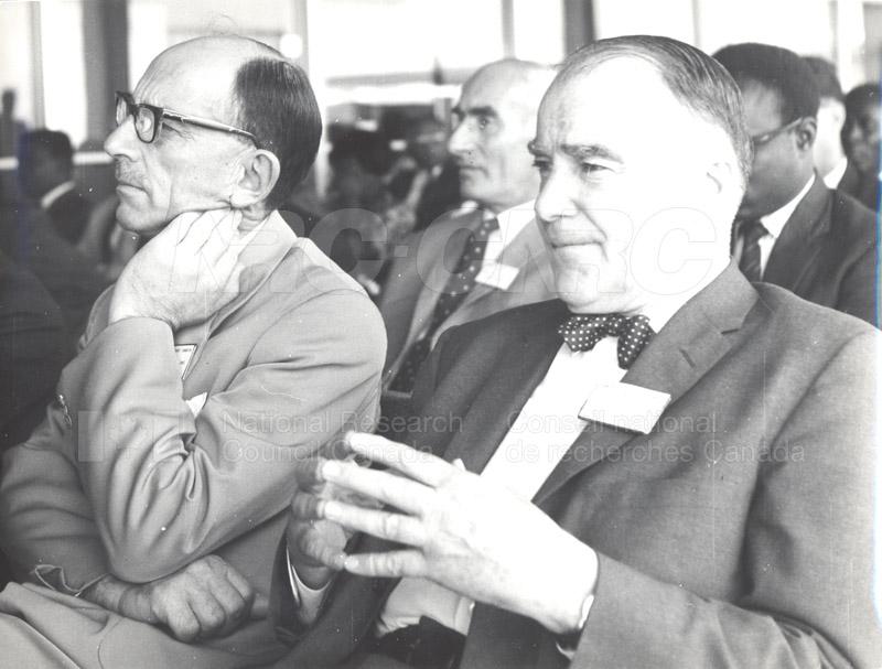 CSC Ghana- Dr. Ballard, Dr. Babbit 1966 004