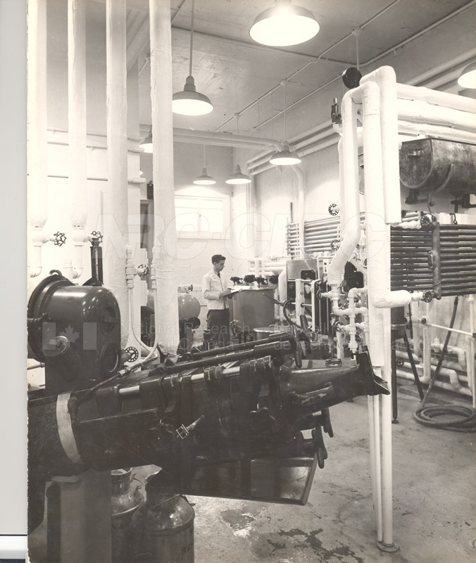 Dairy Lab 1951