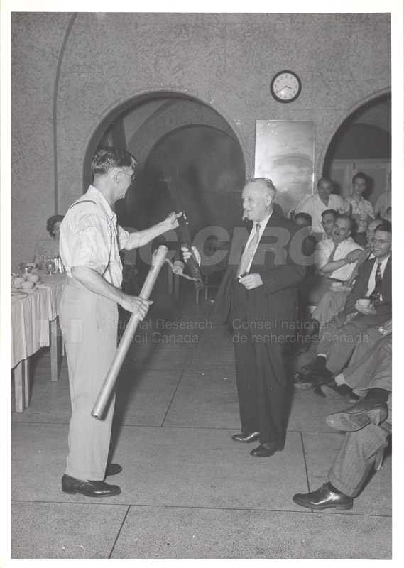 Retirement of Dr. Boyle 1949 012