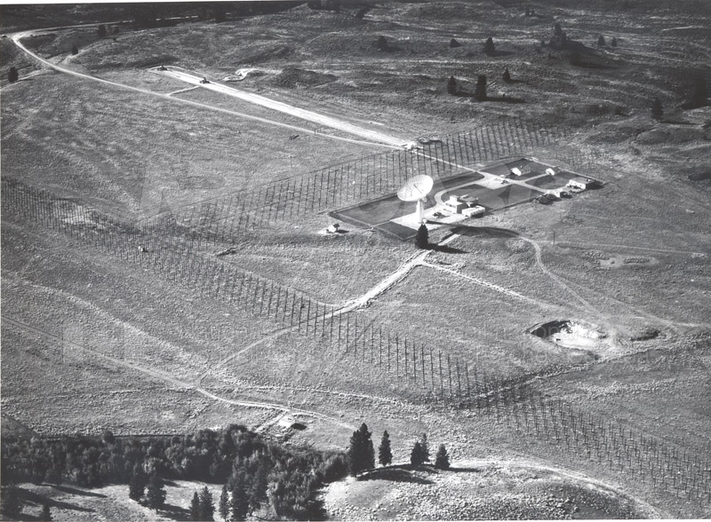 Dominion Observatory Aerial View c.1966 001