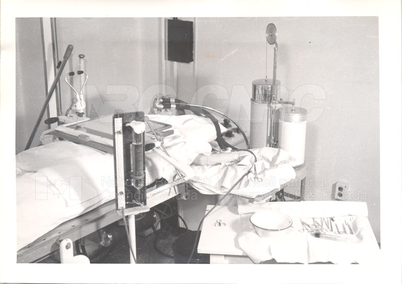 University of Manitoba Cardiac Catheterization Unit 001