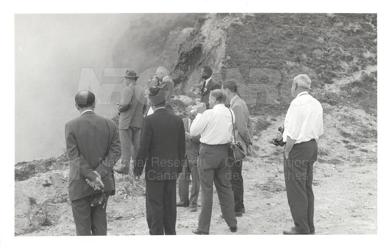 CSC New Zealand-Antarctica- Dr. Ballard and Dr. Babbit 1964 003