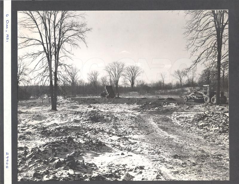Construction of M-50 Dec. 6 1951 #2990 007