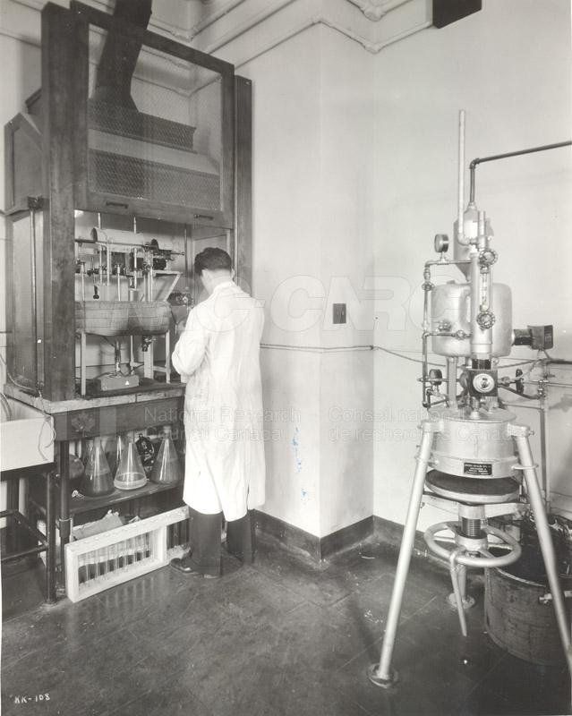 Chemistry- Clay Laboratory KK-108