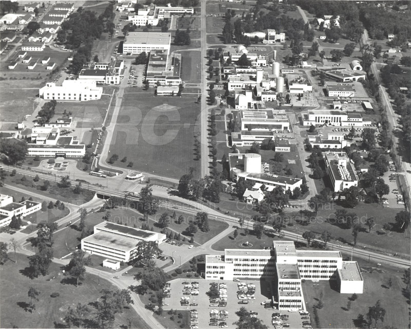 Aerial View- Montreal Rd. Campus 60's-70's 002