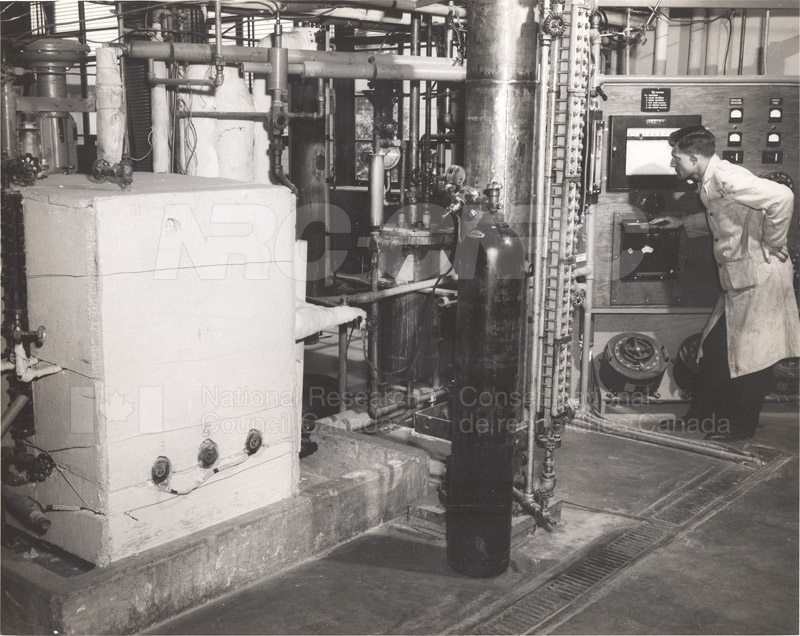 Chemical Engineering- Pilot Plant- Ethelene Oxide Process- Walter Boyd June 1995