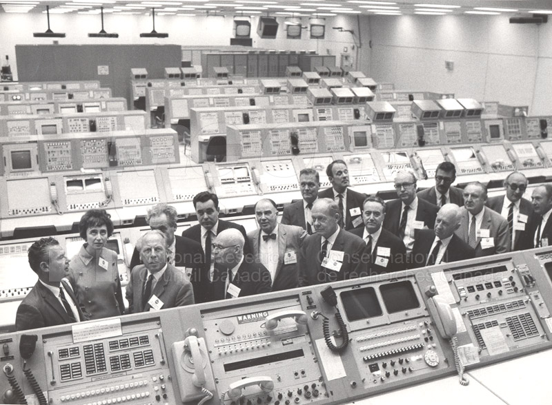 NATO Science Committee Group Manned Spacecraft Centre, Texas 001