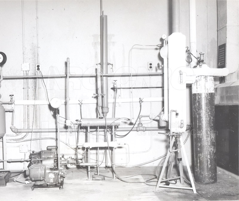 Physical Organic Chemistry- Eastman Installation Sept. 1953 003