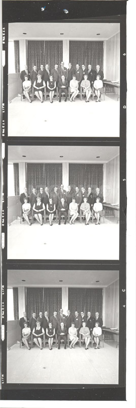 NRC Course for Administrators 1968 001