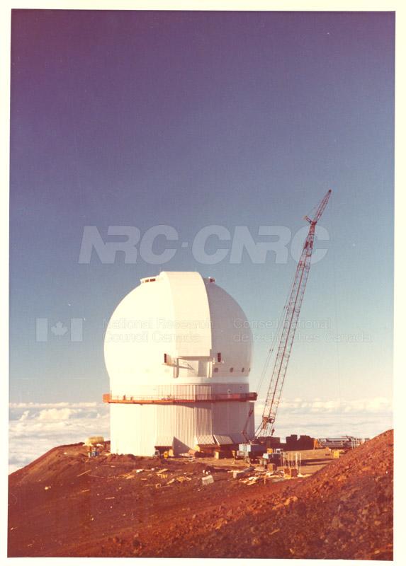 Canada France Hawaii Telescope Nov.1976 001