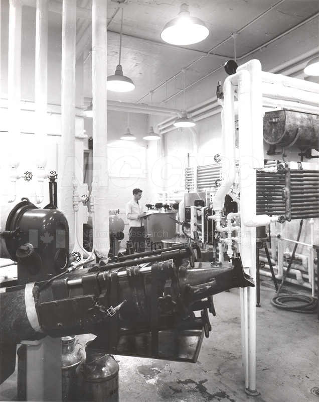Food Chemistry- Fritz Butter Making Machine c.1946
