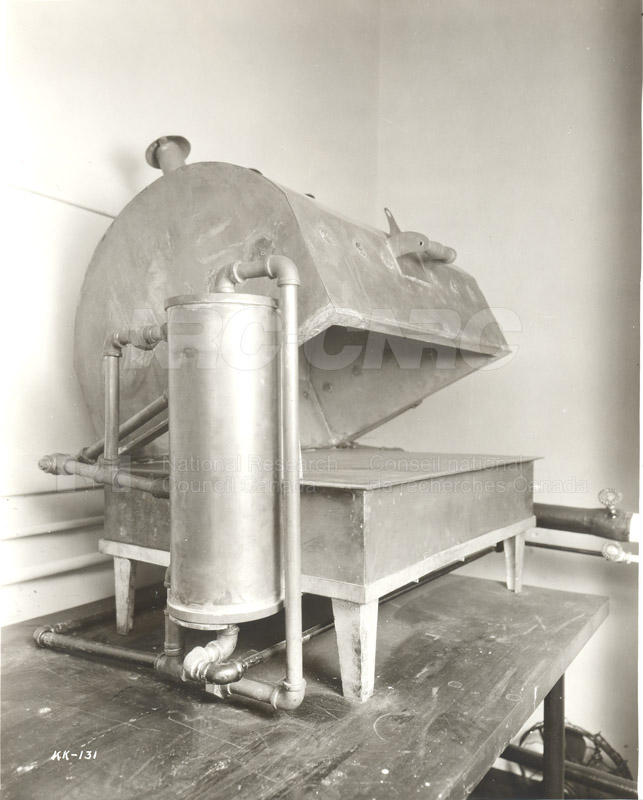 Leather Research- Steam Heated Evaporator-Drier