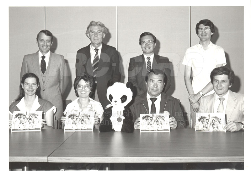 Children's Hospital of Eastern Ontario Fundraising Campaign Winners NRC 1984
