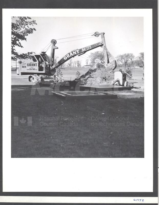 Construction of M-50 #6197 005
