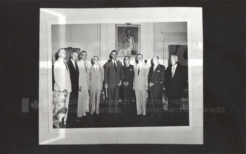 HRH Duke of Edinburgh Function 1954 023