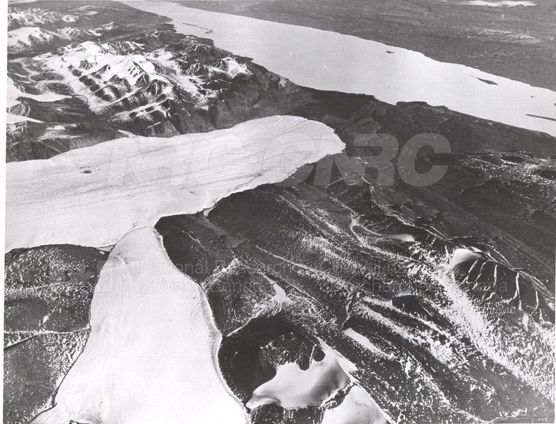 Glaciers- Ellesmere Island D.R.B. c.1958 003