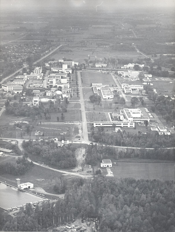 Montreal Road Campus Aerial View n.d. 003