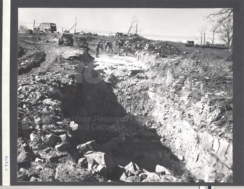 Construction of M-50 Spring 1952 #3092 003