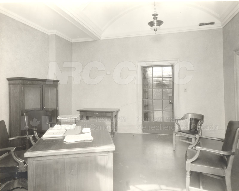 100 Sussex Drive- Secretary's Outer Office (KK-14) 1932