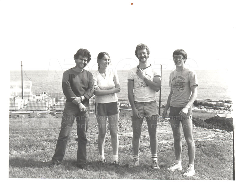 Summer Students 1981 009